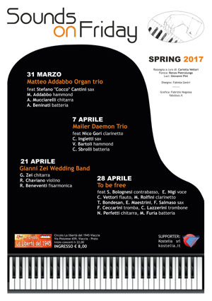 Sounds On Friday Spring 2017