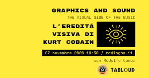 Kurt Cobain a Graphics and sound
